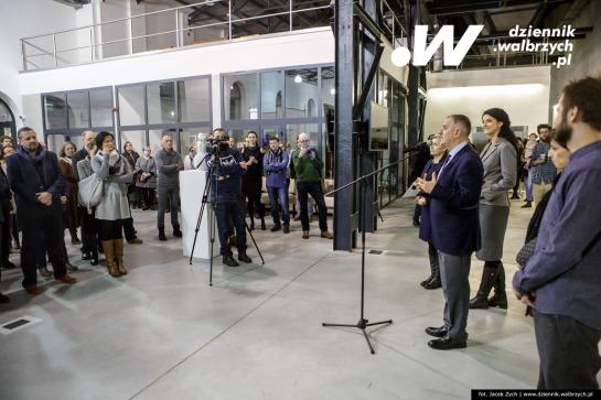 W Starej Kopalni odbył się wernisaż Triennale Wałbrzyskich Twórców